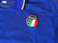 Global Classic Football Shirts | 1987 Italy Vintage Old Soccer Jerseys